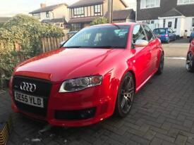 Audi Rs4 4.2 v8 Swap s3 dsg Megane 265 cupra r