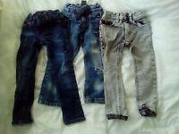 NEXT Age 3 boys Jeans