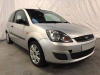 2007 Ford Fiesta 1.25 Style 3dr *** Full Years MOT ***
