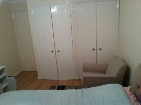 Single person for a double bedroom in a 2 bed flat in central hounslow. £450 pcm inc bills