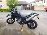 Well looked after Yamaha XR660X - 12 months MOT