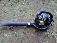 petrol leaf blower £50