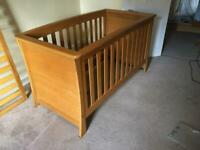 Mamas & Papas Ocean Cot/Bed