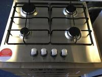 Stainless Steel gas hob brand new