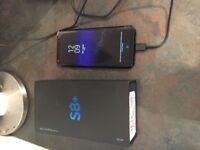 Samsung galaxy s8 plus phone
