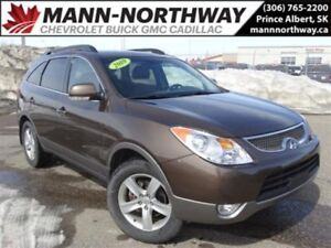 2010 Hyundai Veracruz GLS | Leather, AWD, Cruise, Sunroof.