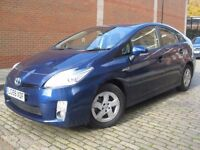 TOYOTA PRIUS HYBRID ELECTRIC AUTOMATIC *** UK CAR *** PCO UBER ACCEPTED *** 5 DOOR HATCHBACK