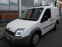 2004 FORD TRANSIT CONNECT 18TD YEAR MOT CAMBELT DONE ROOF RACK