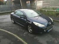 2007 56reg Peugeot 307 2.0Hdi Convertible Good Runner