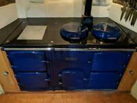 Imperial 4 oven cooker (oil- similar to Aga)