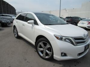 2014 Toyota Venza LIMITED NO ACCIDENTS! LEASE RETURN