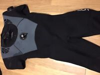Typhoon Seamaster III drysuit, worn once, size XL, in perfect condition
