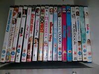 18 x DVD (chick flicks)