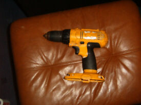 Dewalt 18 volt cordless drill Body only (no charger, no battery)