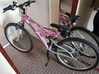 little girl's bike used very good condition