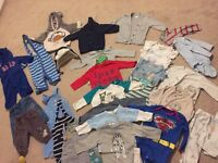 3-6 month boys bundle perfect for winter