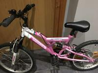 Child/girls bike