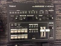 Roland V40HD Multi-Format Video Switcher
