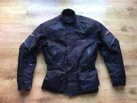 Motorbike Jacket RST Sinaqua Size Large but more like a Medium