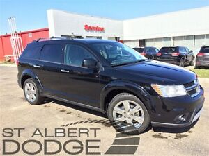 2014 Dodge Journey R/T | AWD | HEATED LEATHER | 5/100 GOLD WRNTY