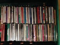 CDs mix