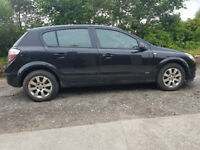 Vauxhall Astra 1.7 CDTI,Starts and Drives,Spares or Repair
