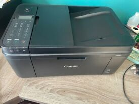Almost new very little used Canon Pixma MX495 Printer, Scanner and Copier