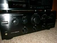 JVC AMPLIFIER 'SUPER A' AX-A662