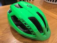 Scott cycle helmet