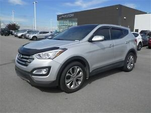 2013 Hyundai Santa Fe Sport 2.0turbo Limited-Loaded w/ Navi+Remo