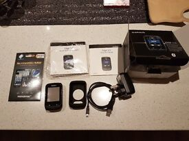 Garmin Edge 510 - boxed, instructions and charger