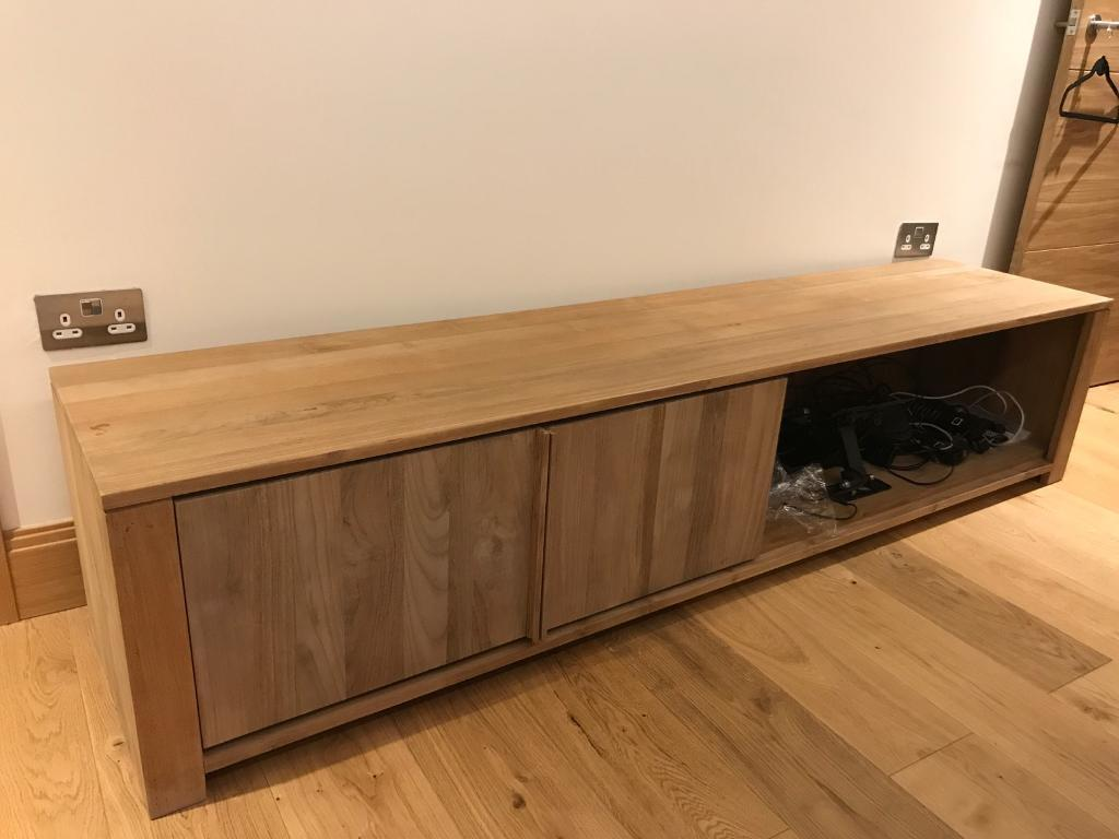Imported Wooden Tv Console For Gbp 250 In South Kensington London Gumtree