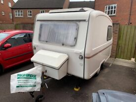 Freedom Microlite Caravan Camper