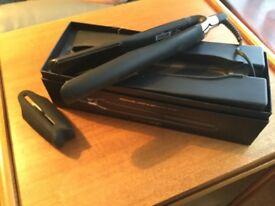 GHD platinum hair straighteners .