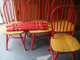 TABLE AND 4 CHAIRS at Haven Housing Trust's charity shop