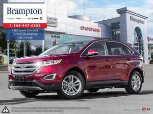 2016 Ford Edge SEL   1 OWNER   NAVIGATION   BACKUP CAM   LEATHER