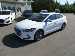 2018 Hyundai Elantra GLS HTD SEATS, SUNROOF, HTD WHEEL!