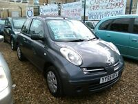 1200 cc petrol Nissan micro only 48.000 miles one owner