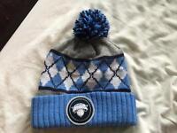New York Knicks official beanie hat