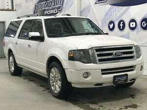 2013 Ford Expedition Max Limited 301A 5.4L | NAV | Leather |