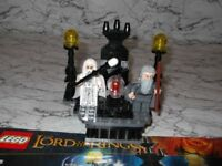 Lego Lord of the rings - 79005 - the wizard battle