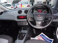 SEAT IBIZA 1.2 S SportCoupe 3dr (a/c) (white) 2012
