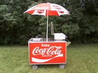 HOT DOG / BURGER - COKE CART