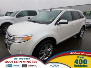 2013 Ford Edge LIMITED   AWD   LEATHER   NAV