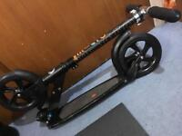 Micro Black adult scooter