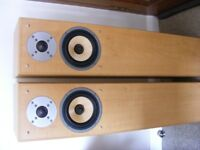 Acoustic Solutions KA-125 Floor­standing speakers.