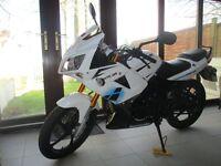 2016 Lexmoto XTRS 125cc Learner Legal