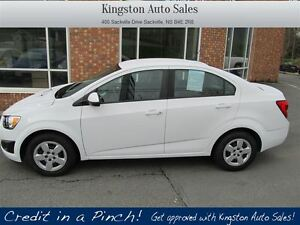 2014 Chevrolet Sonic LS - 5spd w/ A/C & Keyless Entry