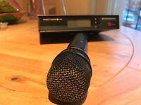 Senheiser E100 radio mic