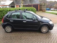 2004 Citroen C3 1,6 litre 5dr automatic